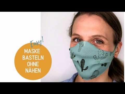 Photo of Machen Sie die Maske ohne zu nähen in 2 Minuten