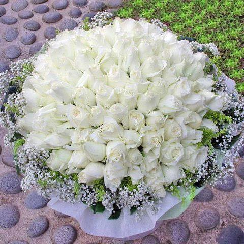 Elegant Wedding Flowers White Roses Hand Bouquet Elegant Wedding Flowers Wedding Flowers White Roses White Wedding Flowers