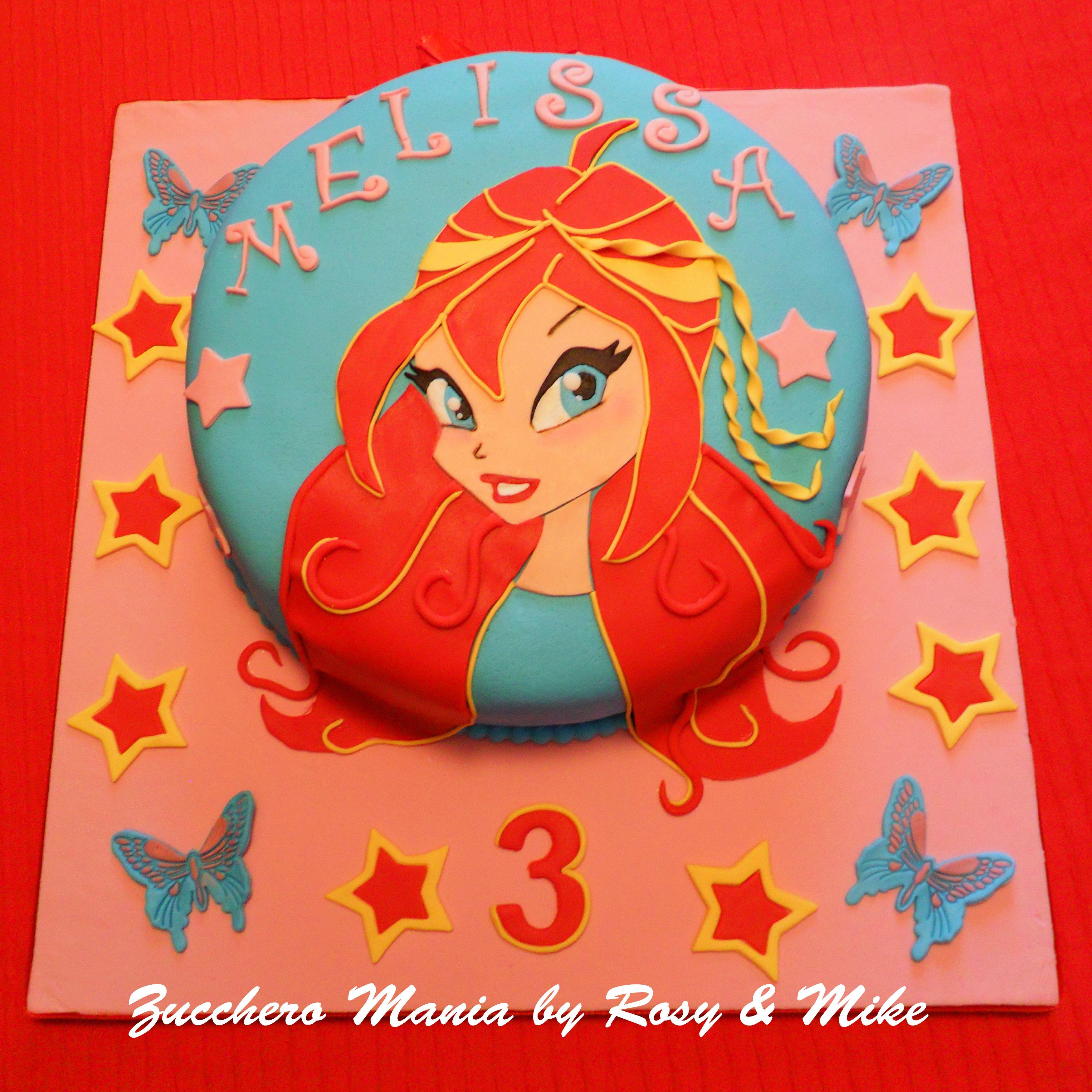 торт с днем рождения винкс картинки этом случае список
