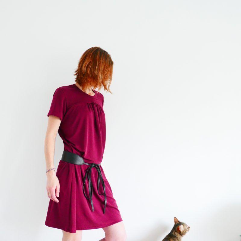 L Impatiente Mlm Patrons Idees De Mode Idees Vestimentaires Patron