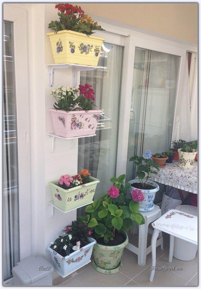 Saksı Boyama, Saksı Dekorasyonu - Sayfa 7 - Forum Gerçek #balkonideen