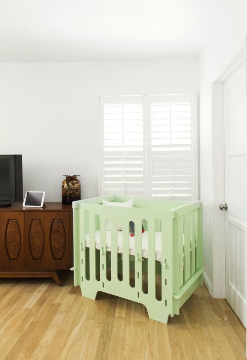 MINI CRIB | Best baby cribs, Cribs, Modern crib