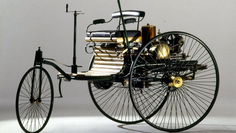 MercedesBenz is offering a replica of the 1886 Benz