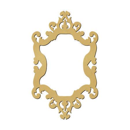 sujet en bois m dium photobooth cadre baroque arabesque 55 x 33 6 cm cadre pinterest. Black Bedroom Furniture Sets. Home Design Ideas
