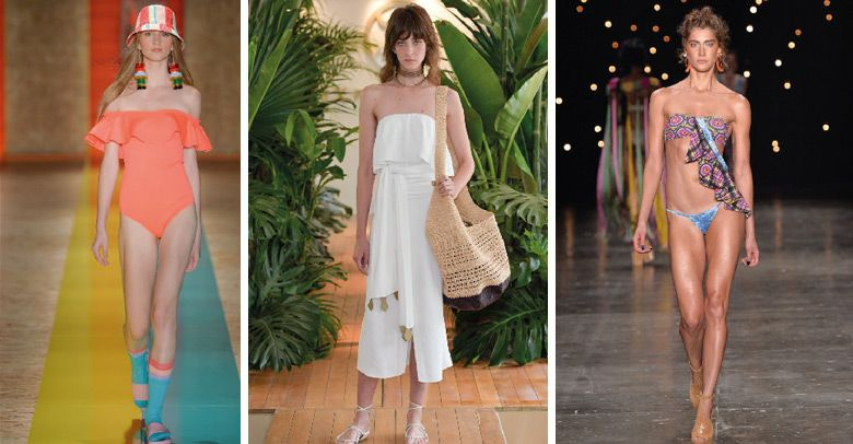 8 tendências para a moda praia 2017 reveladas no SPFW