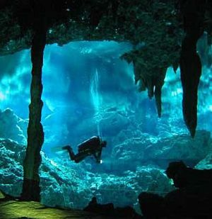 Coiba National Park And Its Special Zone Of Marine Protection Panama Cave Diving Underwater Caves Scuba Diving