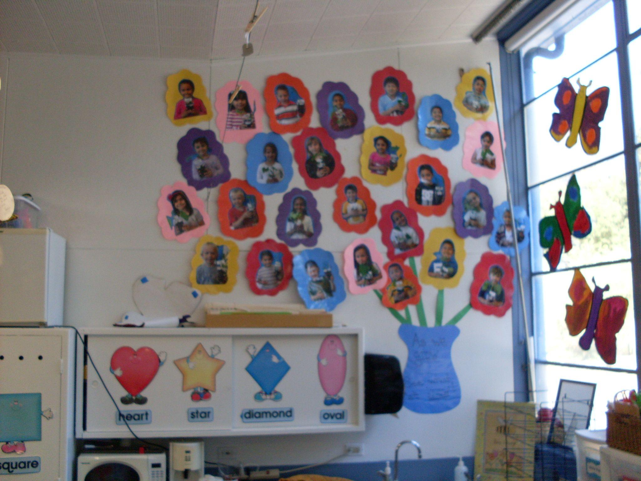 Planting Pictures Kindergarten