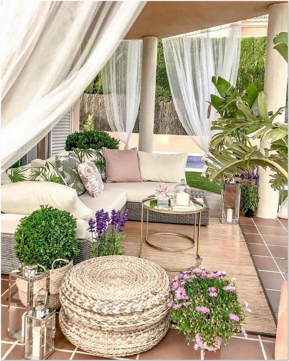 75 relaxing summer backyard patio outdoor seating ideas 22
