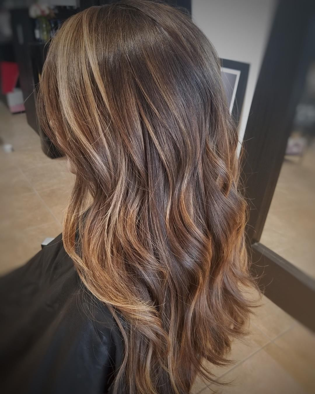 Honeycombsaloncc Created This Incredibly Shiny Color Personality Love That Sambuca Using Tones 9a And 9p Aloxxihair A Hair Color Personality Shiny Hair
