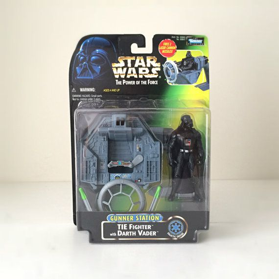 Ever wonder what it was like to pilot Darth Vaders Tie Fighter? Well nows your chance to find out!