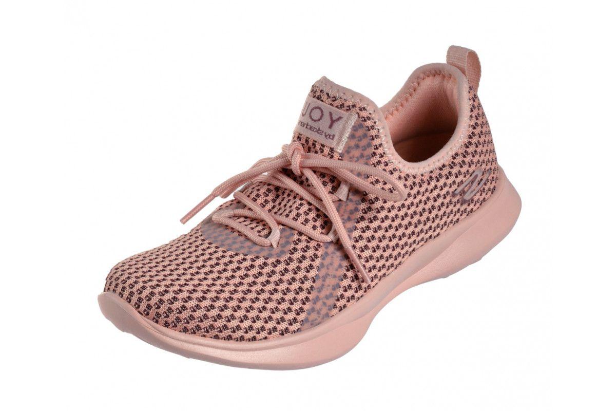 Pink Comfort Trainers   Skechers