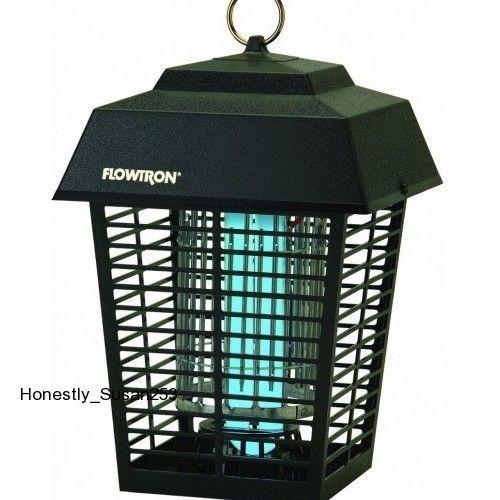 Superior Pest Control Bug Zapper Hanging Electronic Lamp Mosquito Killer Patio U0026  Garden #Flowtron
