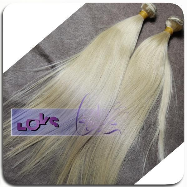 Wholesale Russian Hair 24 Color Straight Remy Russian Hair Weave