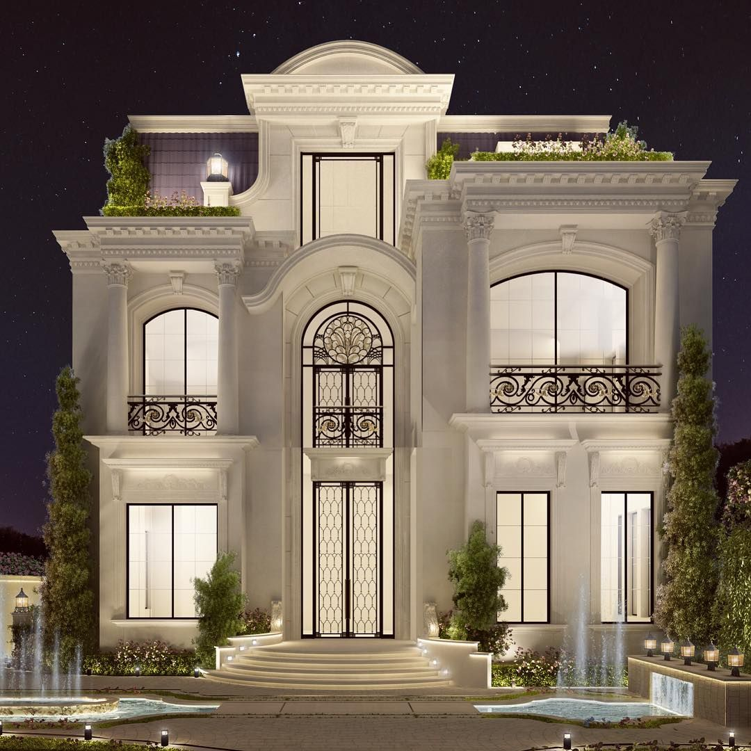 luxury Architecture Design Qatar Doha by IONS DESIGN