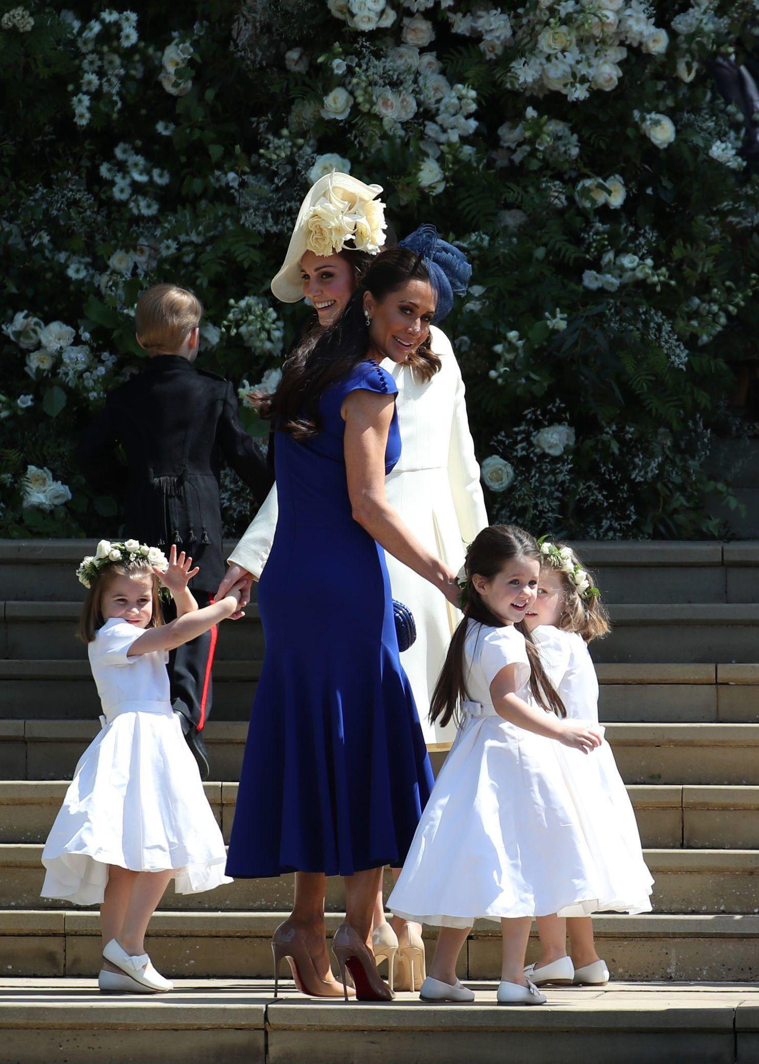 Matrimonio Meghan E Harry : Le foto del royal wedding il matrimonio tra harry e meghan markle