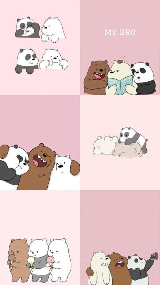كيوت Wallpaper Disney Galaxy Wallpaper Beruang Panda