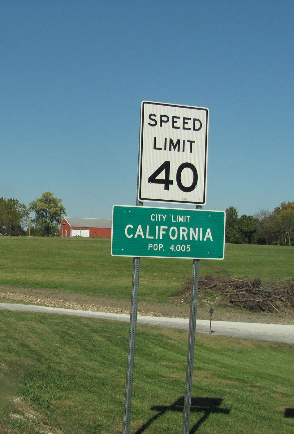 Welcome To California, Missouri - I used to tell my friends my ...