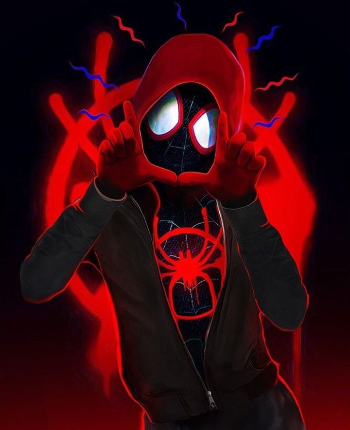 Miles Morales - Ultimate Spider-Man, Into the Spid ... # ...