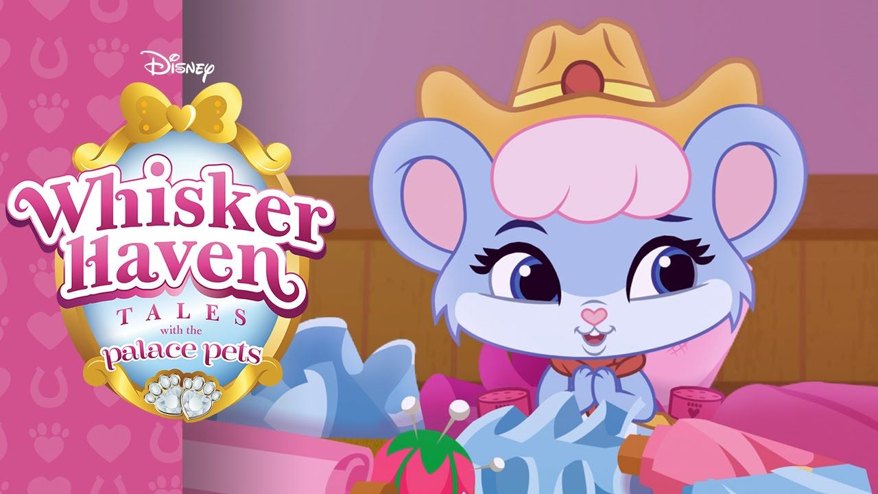 Briezy Does It Whisker Haven Tales With The Palace Pets Disney Junior Disney Junior Palace Pets Disney