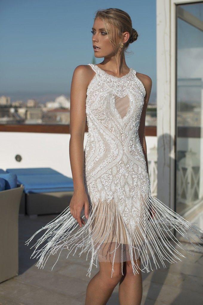 ligereza y romance! 5º colección vestido de novia de riki dalal