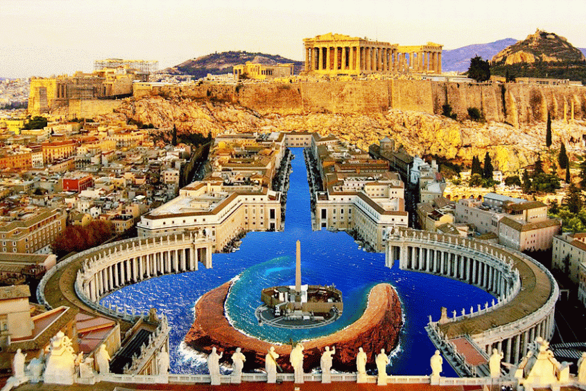 Sites greece athens tourist in The Top