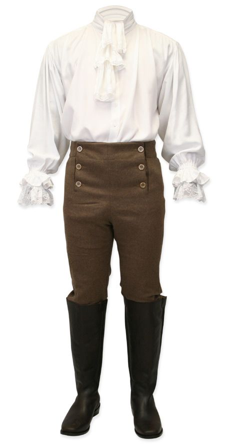Romantic Port Royale Ladies Shirt Ideal Item for Stage Costume /& Re-enactment
