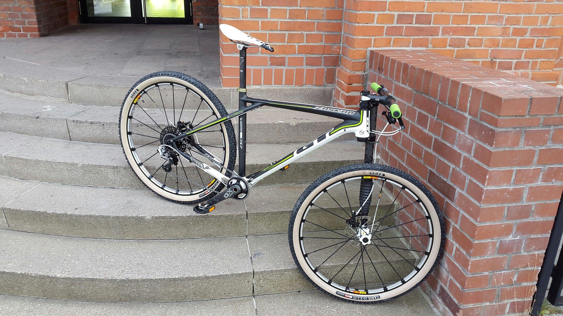 ca112b84dfd My Gt Zaskar 9r Carbon Lefty Sram 1×11 | Cycling | Bicycle, Mountain ...