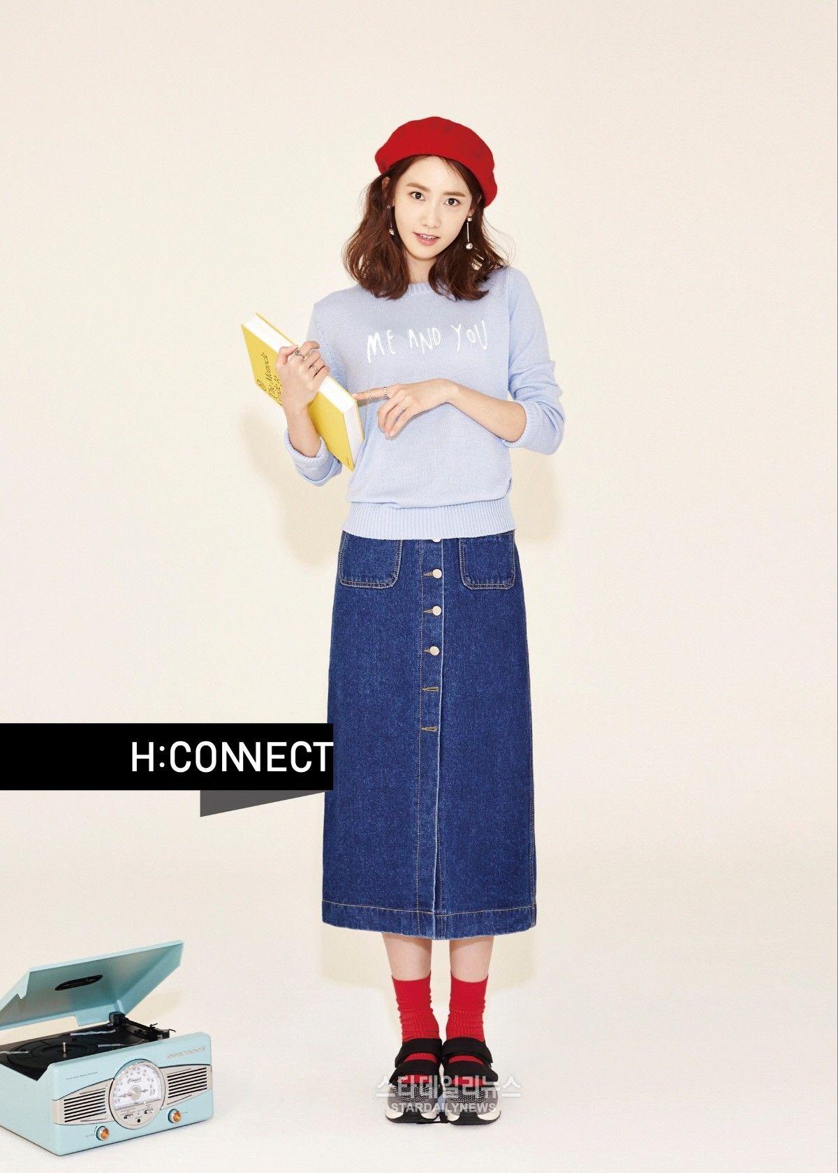 Kenterin - Yoona's girlish retro styles