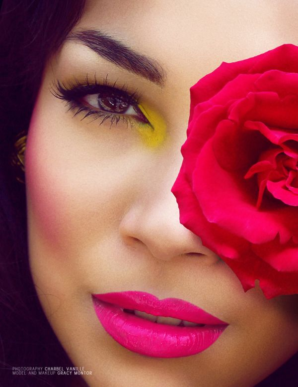 Keep it Bright on Makeup Arts Served