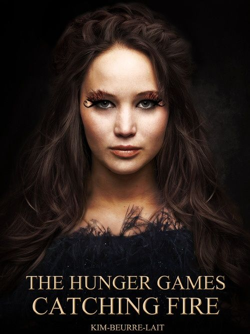 Katniss Everdeen - The Hunger Games: Catching Fire eeeeeeeeeeeeek I swear when we go to the theater to watch this me and my friends are gonna be SQUEALING.... especially Kaitlyn.... :D