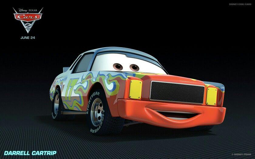 Darrell Old Flame Disney Cars Car Cartoon Disney Pixar Cars