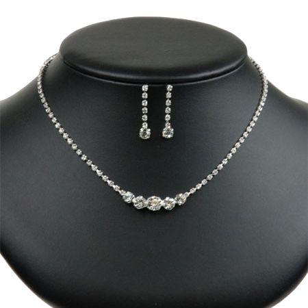 Cheap Wedding Jewelry Set Wedding jewellery Pinterest