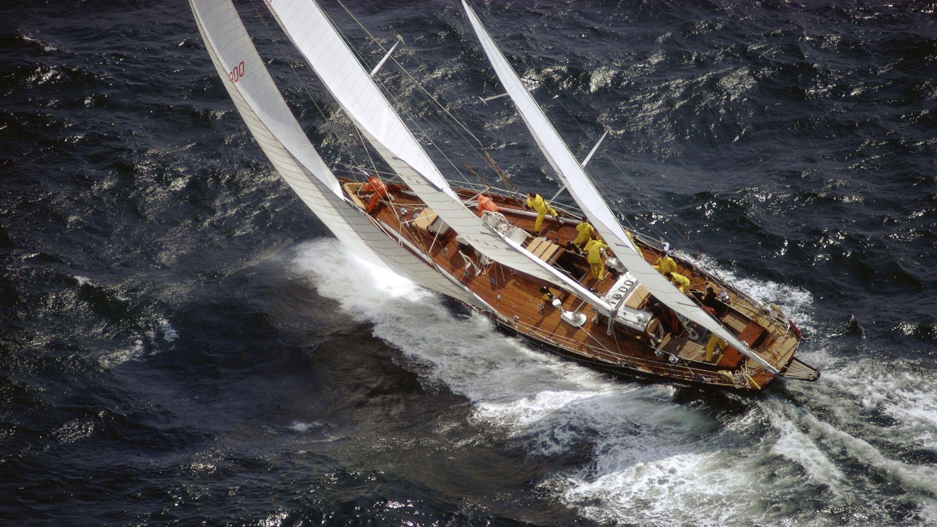 Islands Race Sailing Ships Wallpaper 1526801 Wallbase Cc Sailing Boat Classic Sailboat