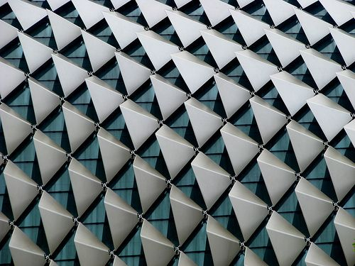 Patterns in the Architecture I. Patterns Pinterest