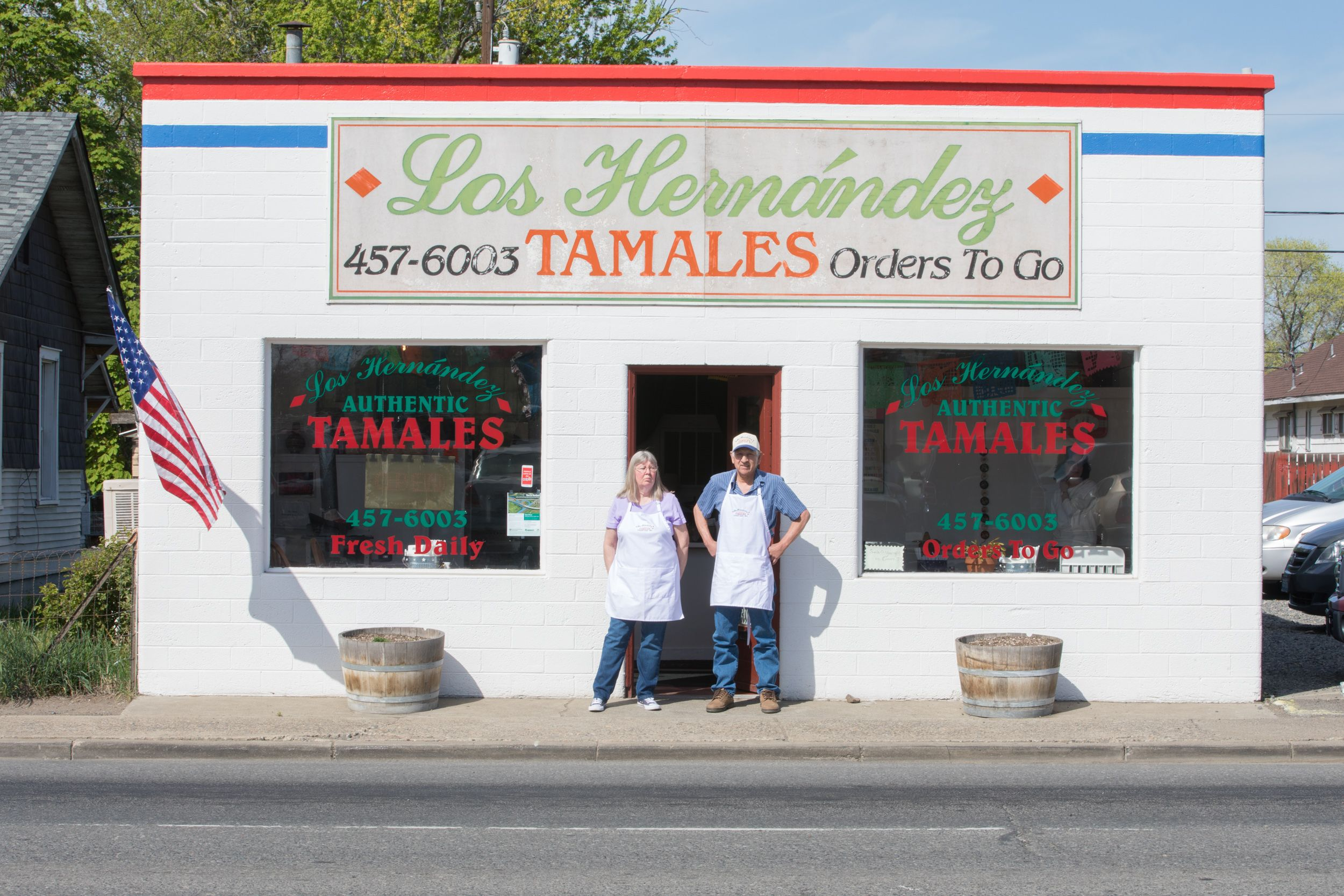 In Yakima Valley America's best tamales and a family tale