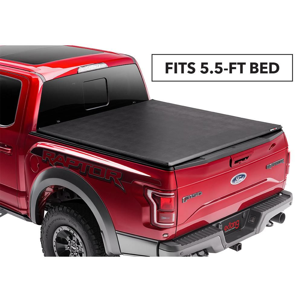 Extang Trifecta 2 0 Tonneau Cover For 01 03 04 Heritage Ford F150 Supercrew 5 Ft 6 In Bed Blacks Tonneau Cover Truck Bed Covers Hard Folding Tonneau Cover