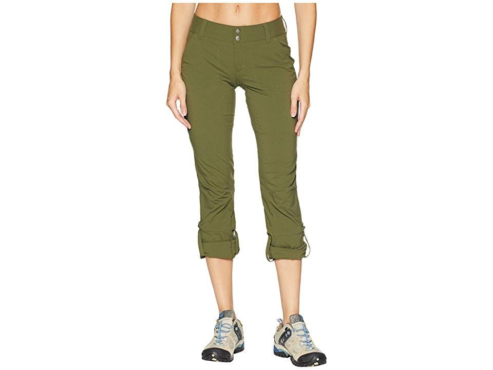 Columbia Saturday Trailtm Pant Nori Womens Casual Pants A perfect goto hiking pant for hitting the trail or making a quick stop intown Active fit features a mid rise and...