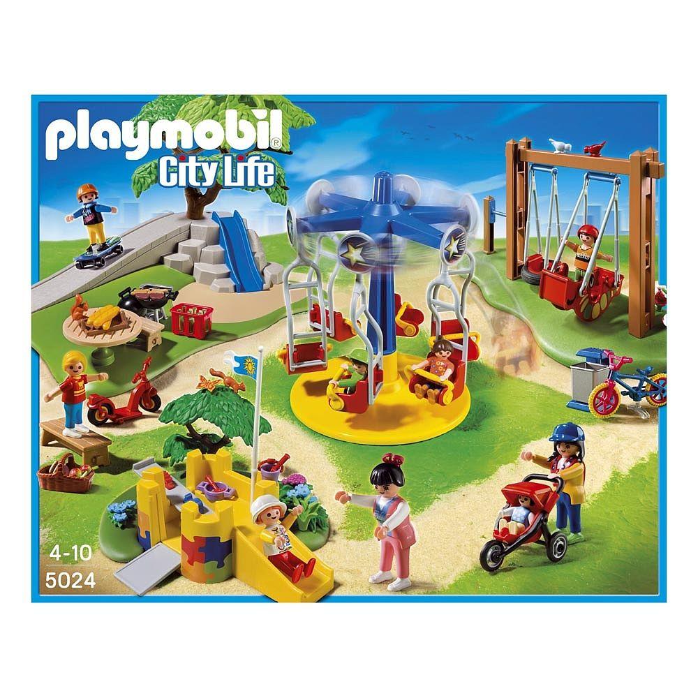 Playmobil parque infantil 5024 playmobil toys r us - Sillones infantiles toysrus ...