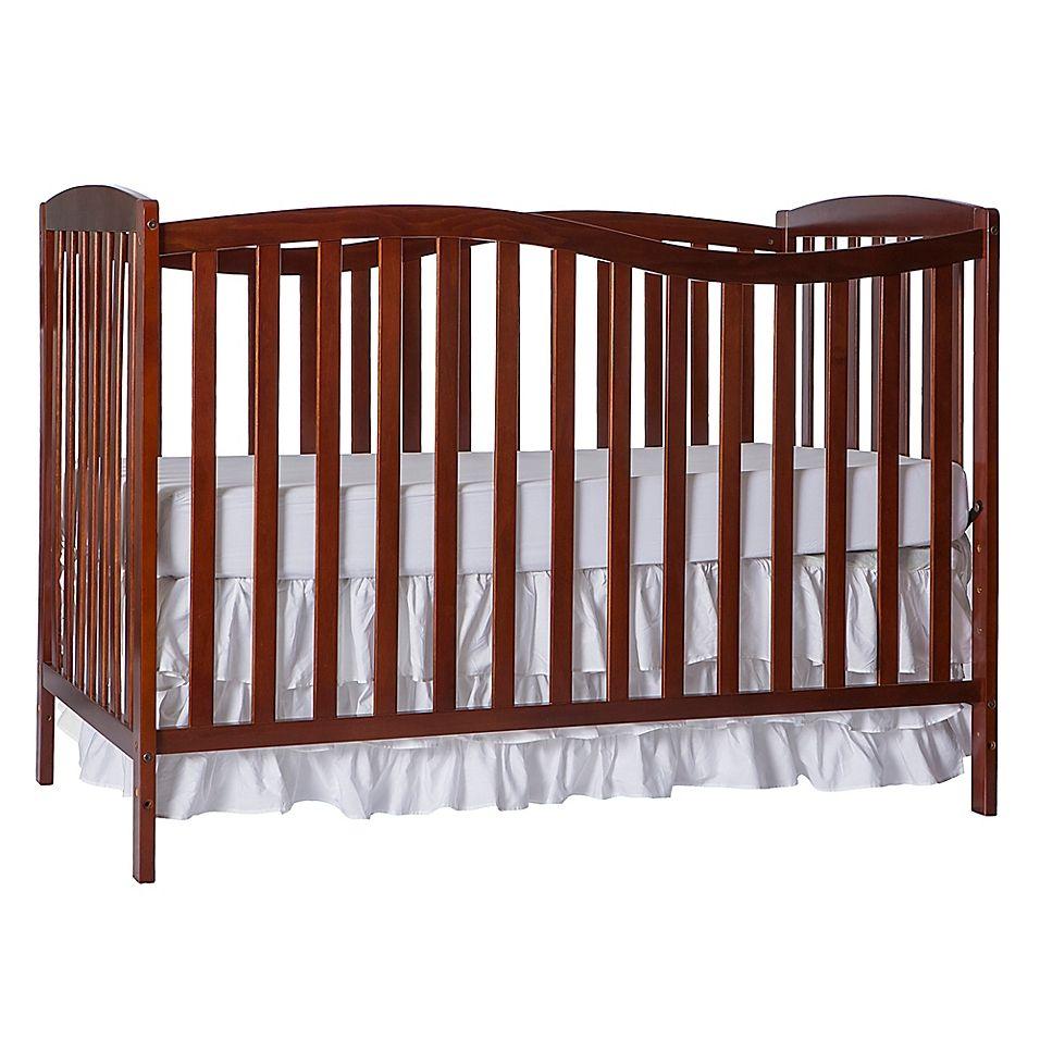 Dream On Me Chelsea 5In1 Convertible Crib In Espresso
