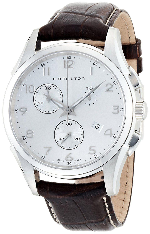 online retailer 8daac 39dea Amazon | [ハミルトン]HAMILTON Jazzmaster Thinline Chrono ...