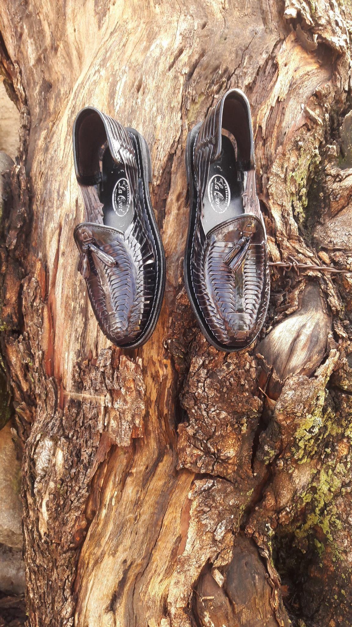 Mens Huaraches sandals mexican vintage Handmade huarache 100/% leather