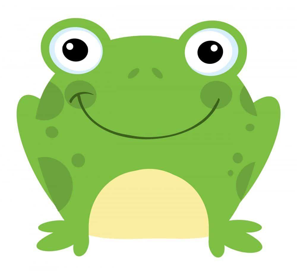 Cuento Las Ranas En La Crema Loopian Empleabilidad Frog Pictures Animated Frog Happy Cartoon