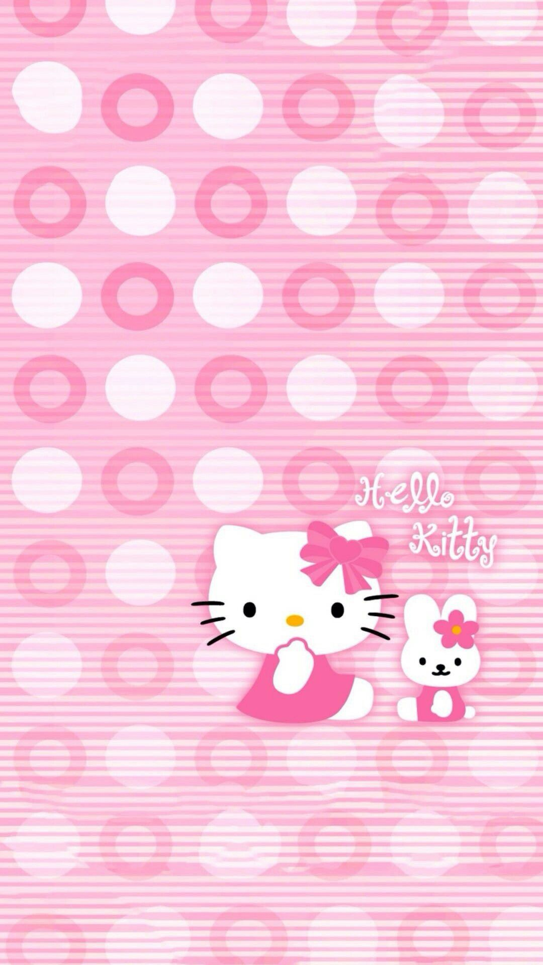 Pin By Xandra Funk On Hello Kitty Backgrounds - Pinterest