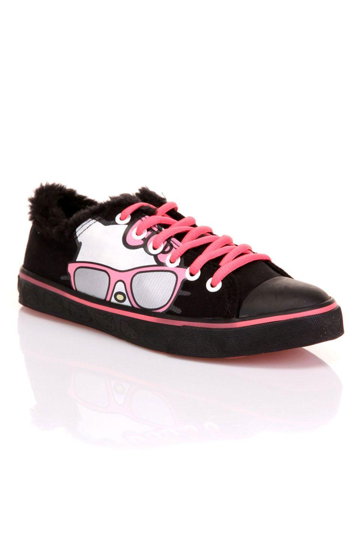 8d4a6b897e9a28 Hello kitty sneakers!