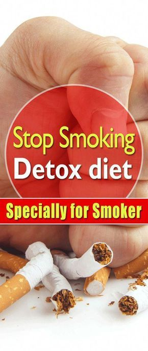 Specially for Smoker: Make this Stop Smoking Detox – See what Happen!