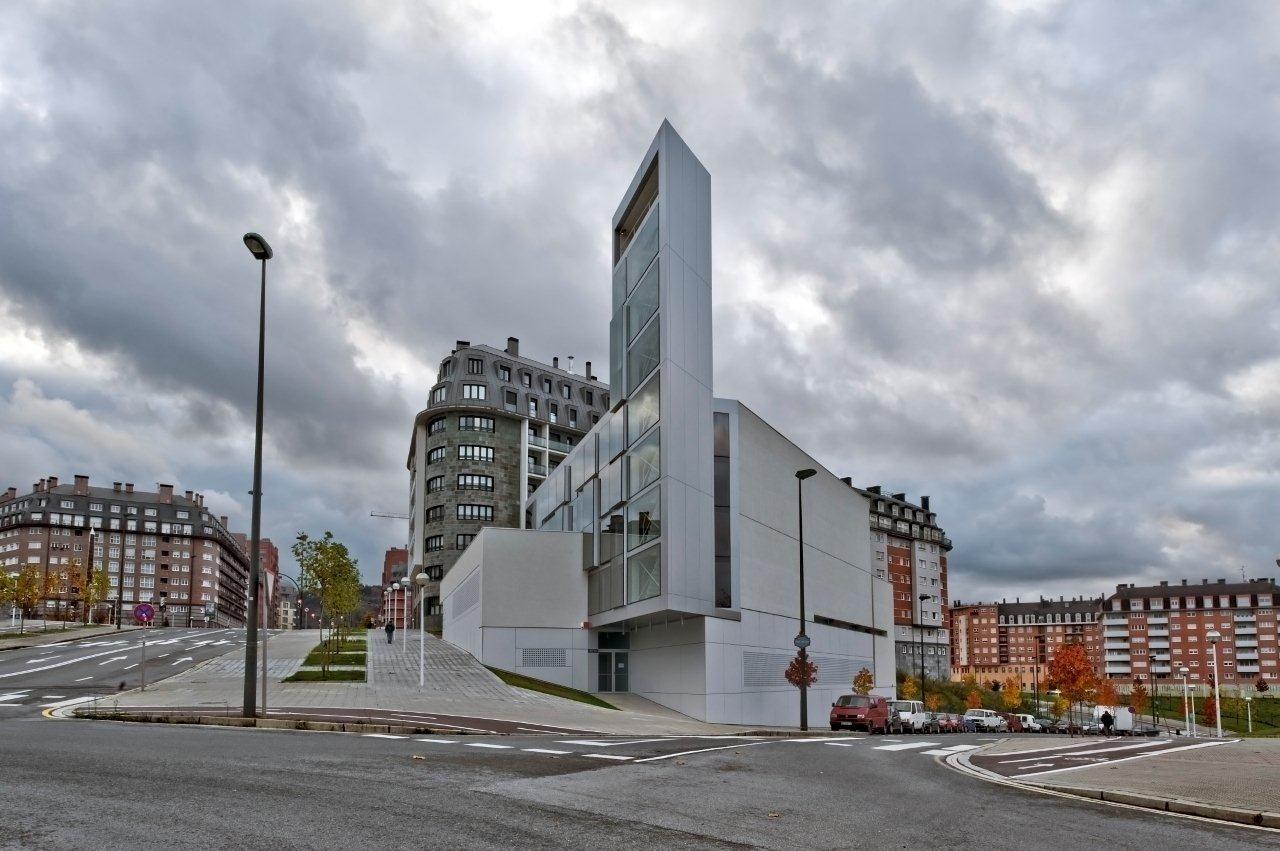 Iglesia Católica en Miribilla (Bilbao)
