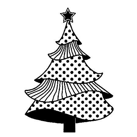 Pingl par c cile simon sur march christmas scrapbook et noel - Sapin de noel a dessiner ...
