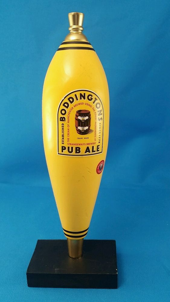Boddingtons Pub Ale Beer Tap Handle | Ale beer, Taps and Ale