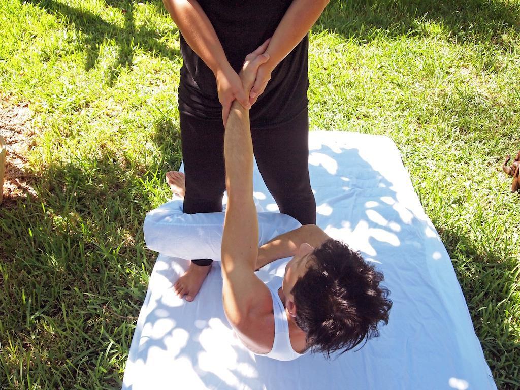 Introduction to Thai Massage (Plus 3 Techniques
