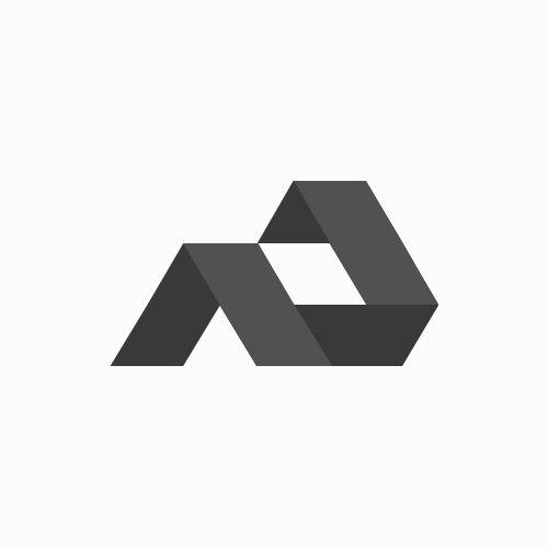 Nice geometric logo | Art & Design | Pinterest | Geometric logo ...